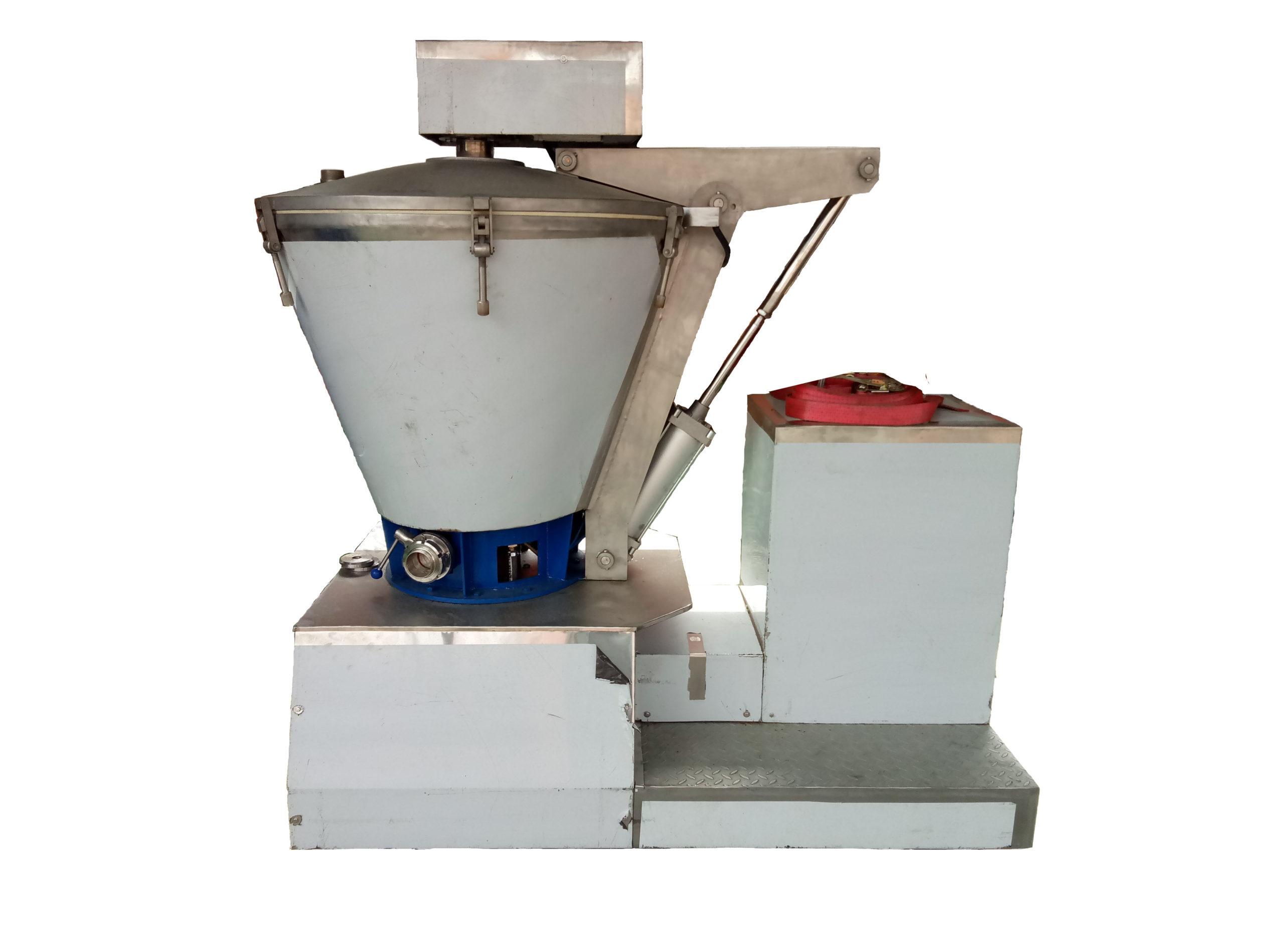 Апарат харчової універсальний (котел-плавитель) - фото