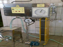 Пластинчатый охладитель ООЛ-3 (пластина АГ-2) - фото