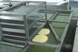 Установка соління сиру в потоці, -25 м3 / год УНС-25 - фото