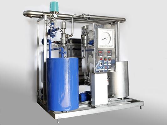 Пластинчастого охолоджувач ООЛ-5 (пластина АГ-2) - фото