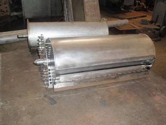 Емкость для закваски (пар, электро) ОЗУ-600 - фото