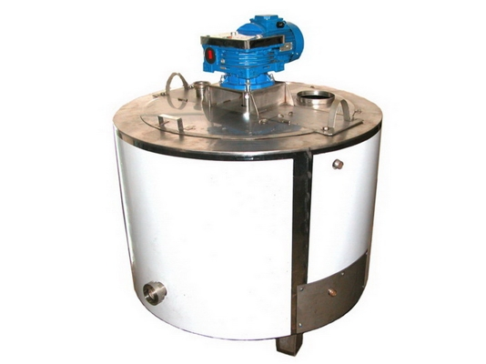 Резервуар для зберігання молока, термос, н / ж сталь ОМВ-4 - фото