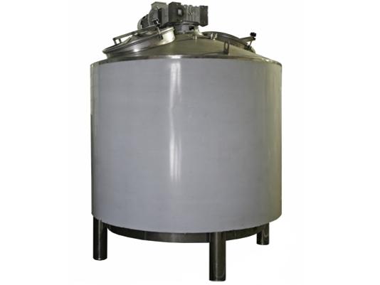 Резервуар для созревания сливок, Vраб-10000л Я1-ОСВ-6 - фото