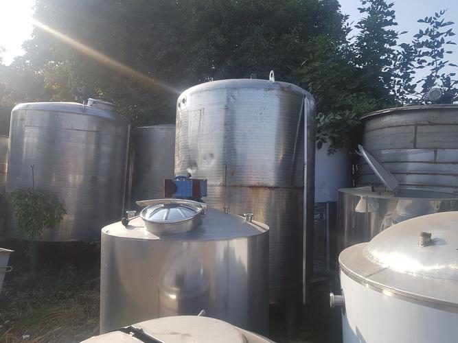Ванна пастеризации (пар, электро) Г6-ОПА-600 - фото